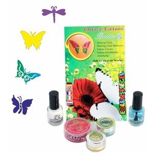 Motiv-Set: Butterfly - Schmetterlinge