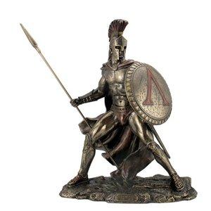 Leonidas con lancia
