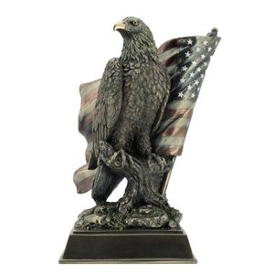 U.S. Flagge & Adler
