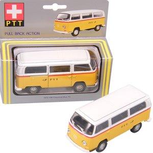 VW Bus T2B - 1972 PTT
