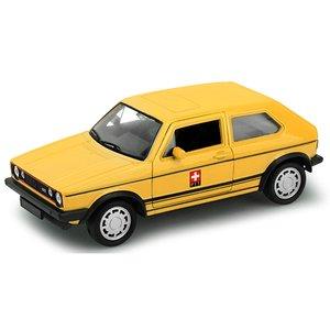 VW Golf 1 - Die Post