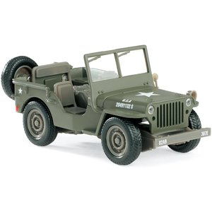 Militär Fahrzeug Willys - 1/32