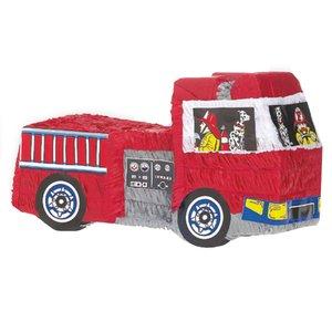 Feuerwehrauto - Geburtstagsparty