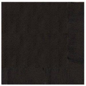 schwarz - 20er Set (25 x 25 cm)