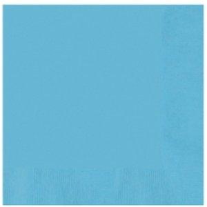 hellblau - 20er Set (25 x 25 cm)