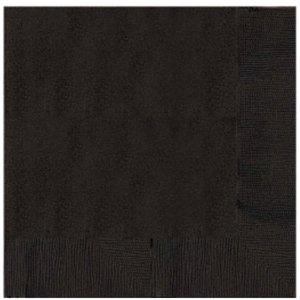 schwarz - 20er Set (33 x 33 cm)