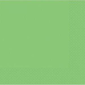hellgrün - 20er Set (33 x 33 cm)