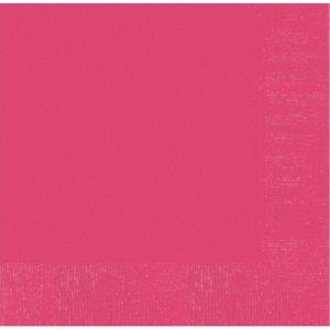 rose - Set de 20 (33 x 33 cm)