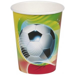 Festa: Calcio - Set di 8