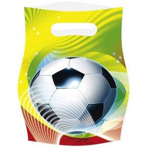 Fussball: Mitgebsel - 6er Set