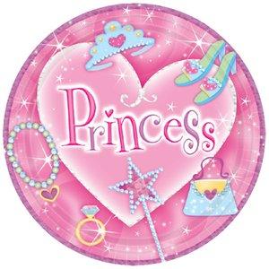 Prinzessinnen - 8er Set