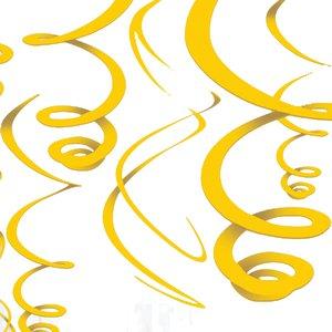 10 spirali decorazione