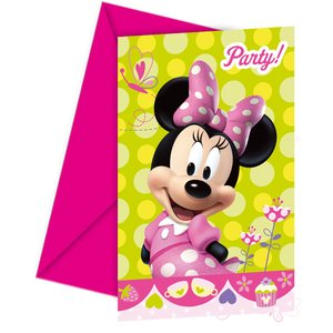 Minnie Mouse: Party - Set di 6