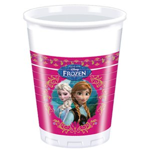 Frozen - La Reine des neiges: Elsa & Anna (Set de 8)