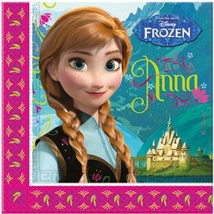 Frozen - Il regno di ghiaccio: Elsa & Anna (20 pezzi)