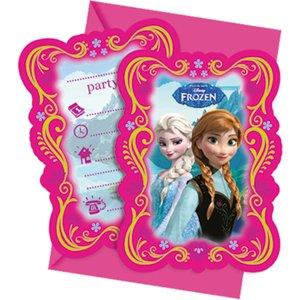 Frozen - La Reine des neiges: Elsa & Anna (6 pièces)