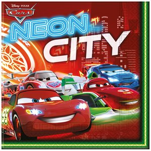 Cars: Neon City - Set de 20