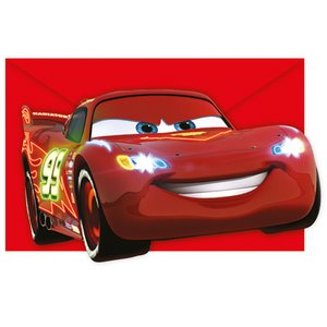 Cars: Lightning McQueen - Set de 6