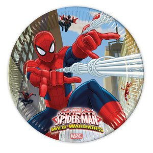 Ultimate Spider-Man - Web Warriors (8 pezzi)