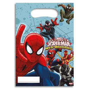 Ultimate Spider-Man - Web Warriors (6 pezzi)