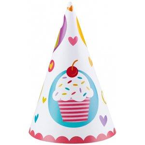 Party: Cupcake - 6er Set