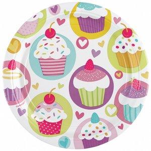 Party: Cupcake - 8er Set
