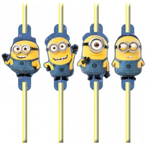 Minions: Characters - 8er Set