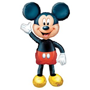 Kinderparty: Mickey Mouse laufend