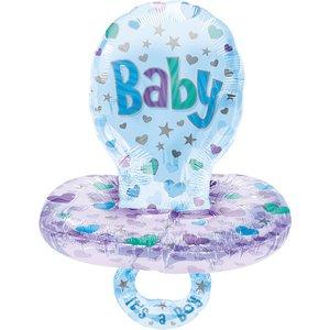 Babyparty: Schnuller - It's a boy