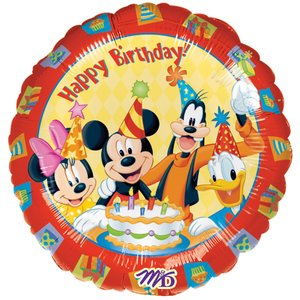 Mickey Mouse: Fête d'anniversaire - Happy Birthday