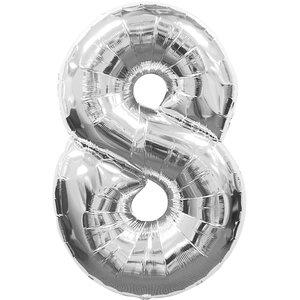 Geburtstagsparty Dekoration - Zahl 8