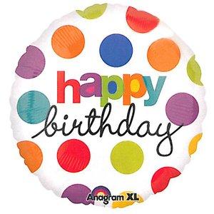 Festa di compleanno:  Happy Birthday