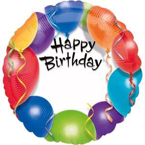 Geburtstagsparty - Happy Birthday