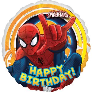 Spider-Man: Happy Birthday