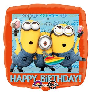 Minions: Happy Birthday