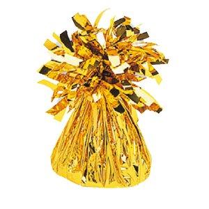 Silvesterparty / Jubiläum - Folienvulkan (gold)