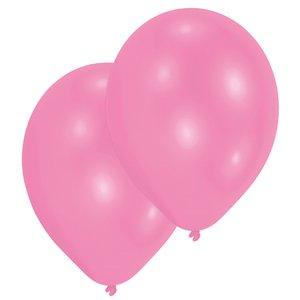 Geburtstagsparty für Mädchen - 10er Set (rosa)