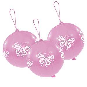 Party für Mädchen: Schmetterling