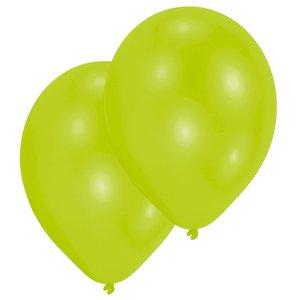 Festa di compleanno - Set di 10 (verde chiaro)