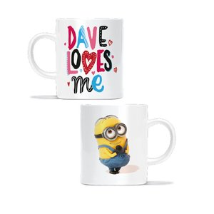 Minions: Dave Loves Me