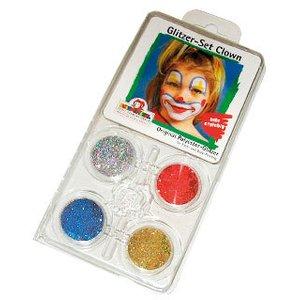 Motiv-Set: Clown