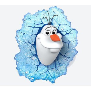 Frozen - Die Eiskönigin: Olaf 3D