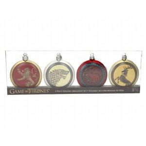 Game of Thrones (4er Set)