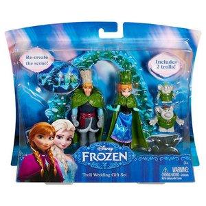 Frozen - Die Eiskönigin: Hochzeit (4er Set)