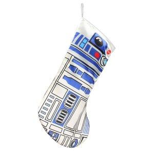 Star Wars Weihnachtsstrumpf mit Licht - R2-D2