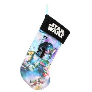 Star Wars: Weihnachtsstrumpf - Boba Fett 45 cm