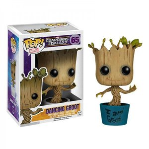 POP! - Guardians of the Galaxy: I am Dancing Groot - Blue Pot