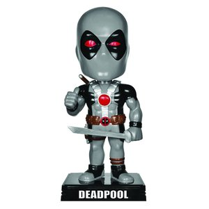 Marvel Wacky Wobbler: Deadpool X-Force Costume