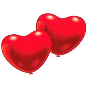 Herz - Valentinstag / Hochzeitstag - 5er Set