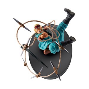 One Piece - Scultures: Big Zoukeio 4 Pauly